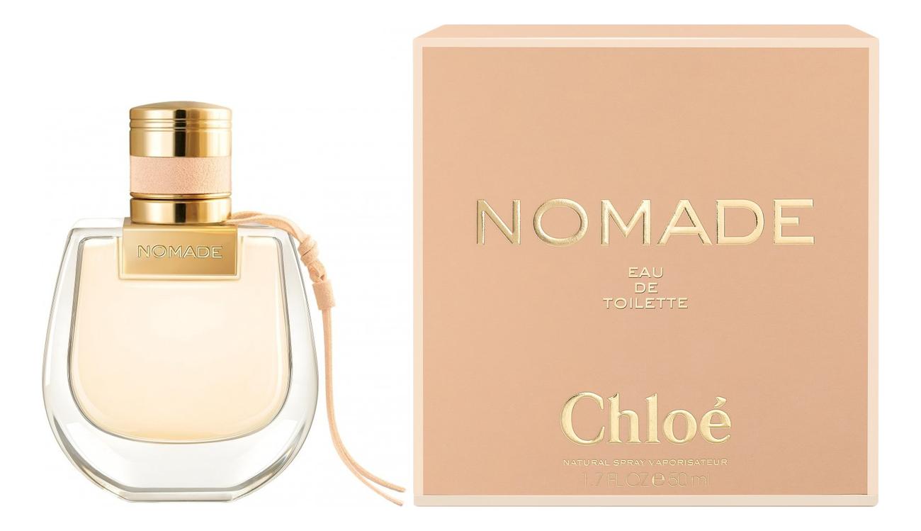 Chloe Nomade Eau De Toilette: туалетная вода 50мл chloe chloe eau de fleurs neroli