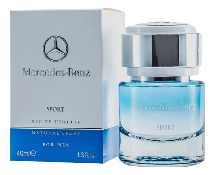 Mercedes-Benz Sport: туалетная вода 40мл braccialini туалетная вода 40мл