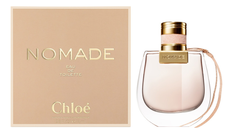 Chloe Nomade Eau De Toilette: туалетная вода 75мл chloe chloe eau de fleurs neroli
