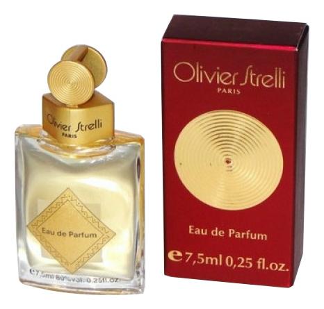 Olivier Strelli: парфюмерная вода 7,5мл oliver strelli oliver strelli туалетные духи 7 5 мл