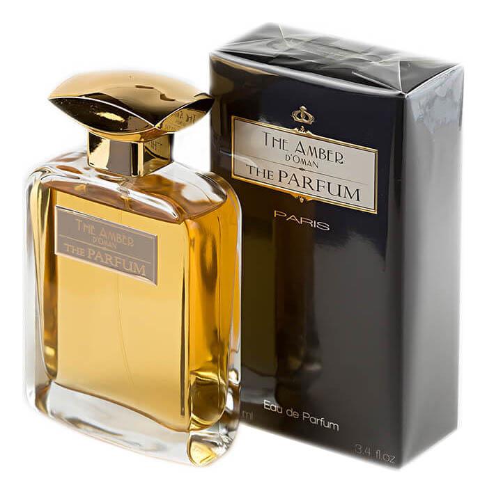 The Parfum Amber D'Oman: парфюмерная вода 100мл
