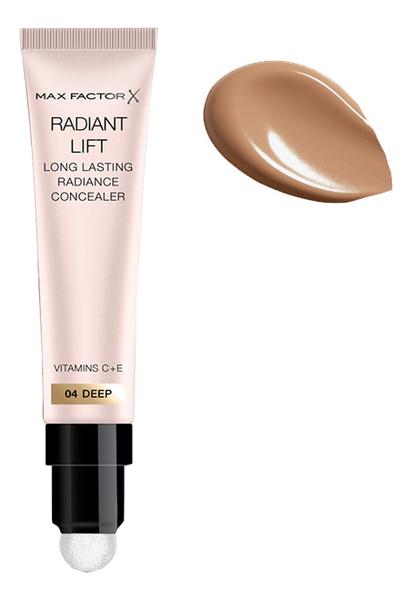 Консилер для лица Radiant Lift Concealer 7мл: 04 Deep кремовый консилер для лица vibrant skin concealer 7мл 02 light