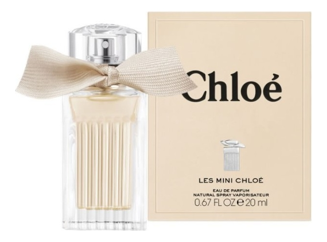 Chloe Eau De Parfum: парфюмерная вода 20мл chloe chloe eau de fleurs neroli