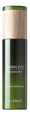 Мист для лица Urban Eco Harakeke Mist: Мист 100мл мист для увлажнения кожи luminous real radiance mist 105 мл the saem eco soul