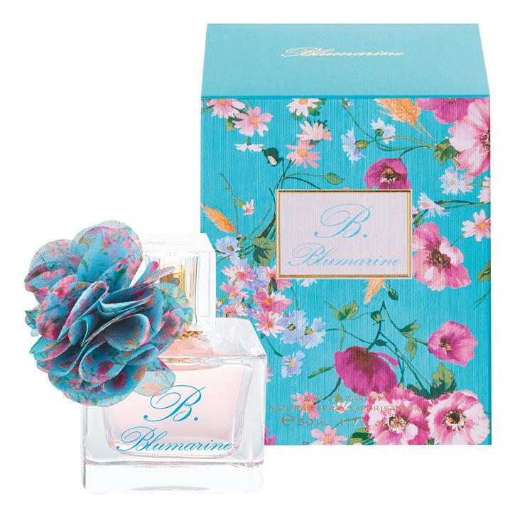 Blumarine B. Blumarine For Women: парфюмерная вода 50мл blumarine rosa парфюмерная вода 50мл