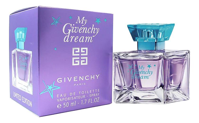 Givenchy My Givenchy Dream: туалетная вода 50мл ботильоны givenchy