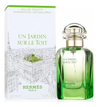 Hermes Un Jardin Sur Le Toit : туалетная вода 50мл туалетная вода hermes un jardin sur le nil