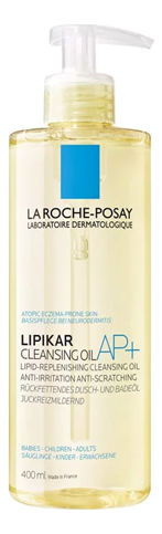 Очищающее масло для душа Lipikar Cleansing Oil AP+: Масло 400мл масло для душа ароматика ароматика ar048lwexeu7