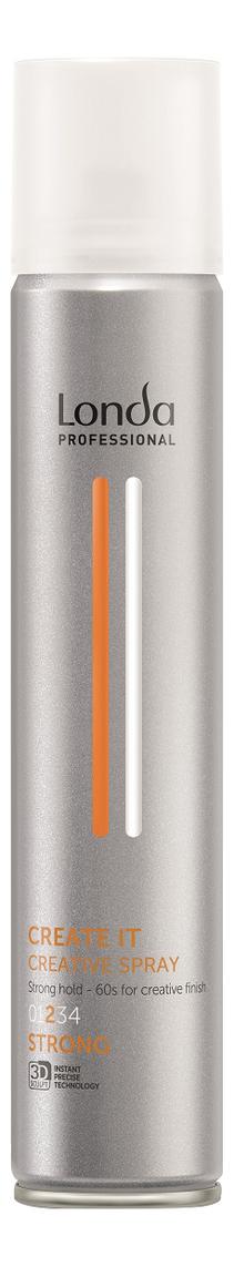 Моделирующий спрей для волос Create It Creative Spray 300мл моделирующий спрей для волос сильной фиксации create it 300 мл