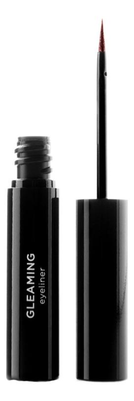 Жидкая подводка для век Gleaming Eyeliner 4мл: No 12 nouba adorable eyeliner water resistant