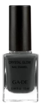 Лак для ногтей Crystal Glow Nail Enamel 13мл: 552 Smoke Grey лак для ногтей ga de ga de ga022lwcdos0