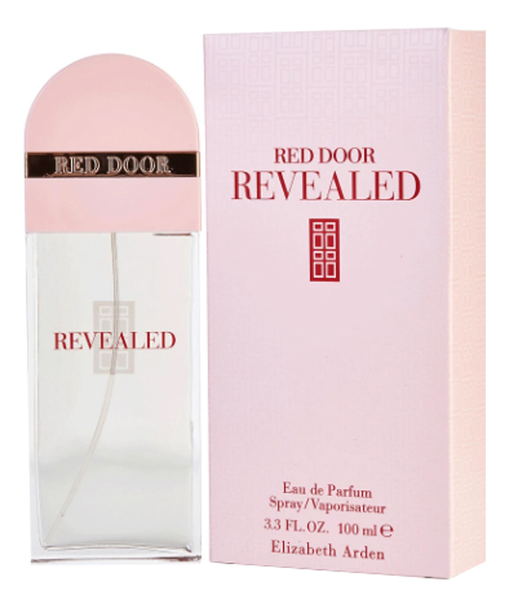 Elizabeth Arden Red Door Revealed: парфюмерная вода 100мл revealed