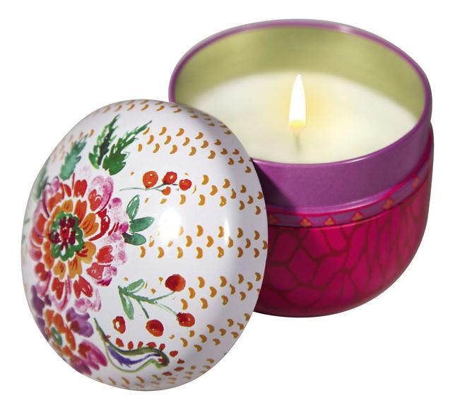 Ароматическая свеча Laurier Rose Cedre: свеча 200г ароматическая свеча leather juniper кожа можжевельник свеча 200г