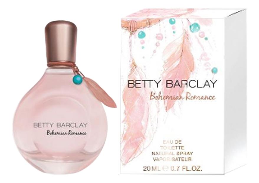 цены Betty Barclay Bohemian Romance: туалетная вода 20мл