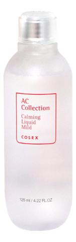 Успокаивающий тонер для лица AC Collection Calming Liquid Mild 125мл успокаивающий тонер для лица ac collection calming liquid intensive 125мл