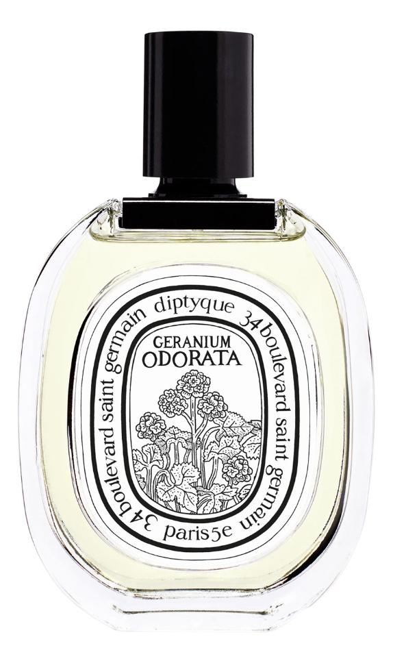 Diptyque Geranium Odorata: туалетная вода 2мл