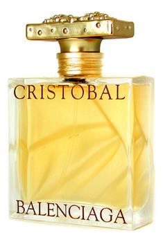 Balenciaga Cristobal Винтаж: духи 7,5мл винтаж запаска