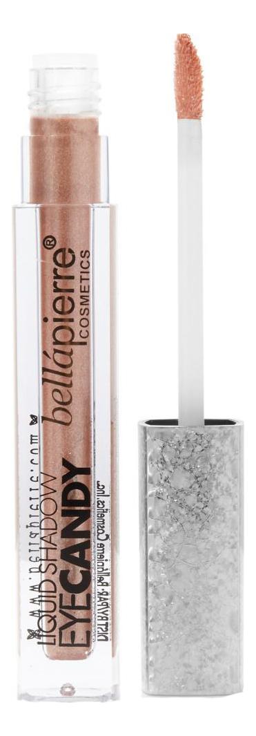 Жидкие тени для век Liquid Shadow Eye Candy 3,3мл: Solar Flare rire тени для век luxe liquid shadow 01 nude glam