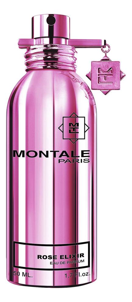 Montale RosE Elixir: парфюмерная вода 50мл montale rose tea