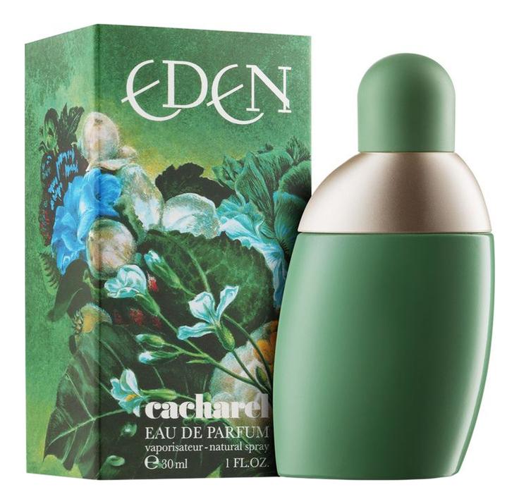 Cacharel Eden: парфюмерная вода 30мл (современное издание) джинсы cacharel