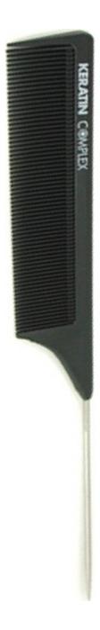 Расческа для волос карбоновая Carbon Heat Resistant Comb