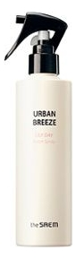 Ароматический спрей для дома Urban Breeze Room Spray-Lily Day 250мл ароматический спрей для дома urban breeze room spray peach morning 250мл