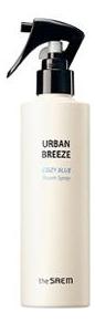 Ароматический спрей для дома Urban Breeze Room Spray-Cozy Blue 250мл ароматический спрей для дома urban breeze room spray peach morning 250мл