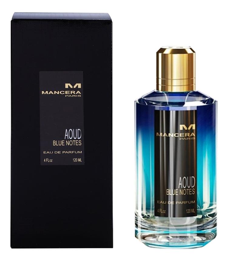 Mancera Aoud Blue Notes: парфюмерная вода 120мл парфюмерная вода mancera mancera ma163luurm10