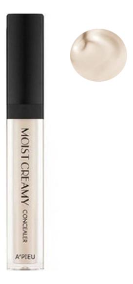 Консилер кремовый увлажняющий Moist Creamy Concealer SPF30 PA++ 7г: 01 Frozen a pieu консилер moist creamy concealer оттенок 04 beige