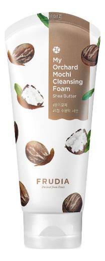 где купить Очищающая пенка для лица My Orchard Shea Butter Mochi Cleansing Foam 120мл дешево