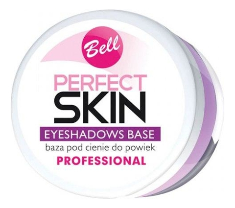 База под тени для век Perfect Skin Eyeshadow Base 4мл: No 20 база под тени для век perfect skin eyeshadow base 4 г bell для глаз