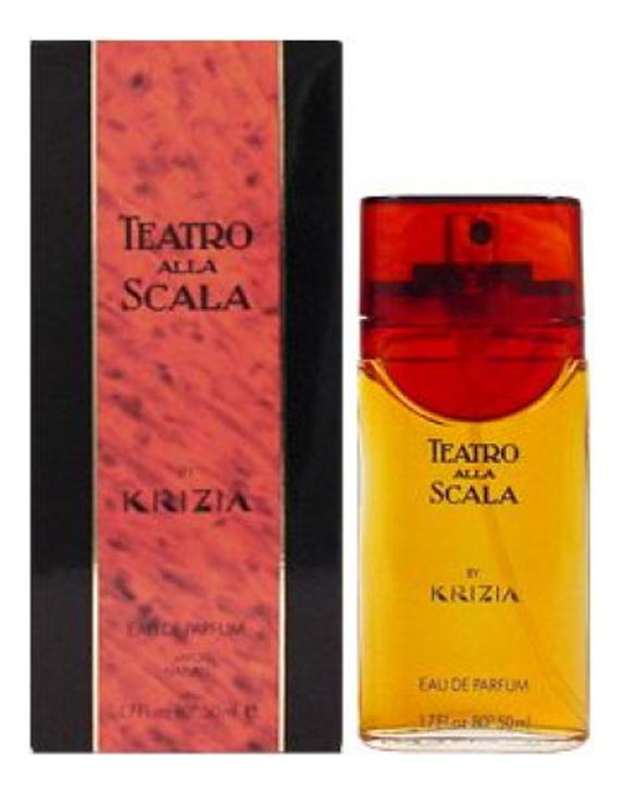 Krizia Teatro Alla Scala: парфюмерная вода 75мл andrea chenier teatro alla scala