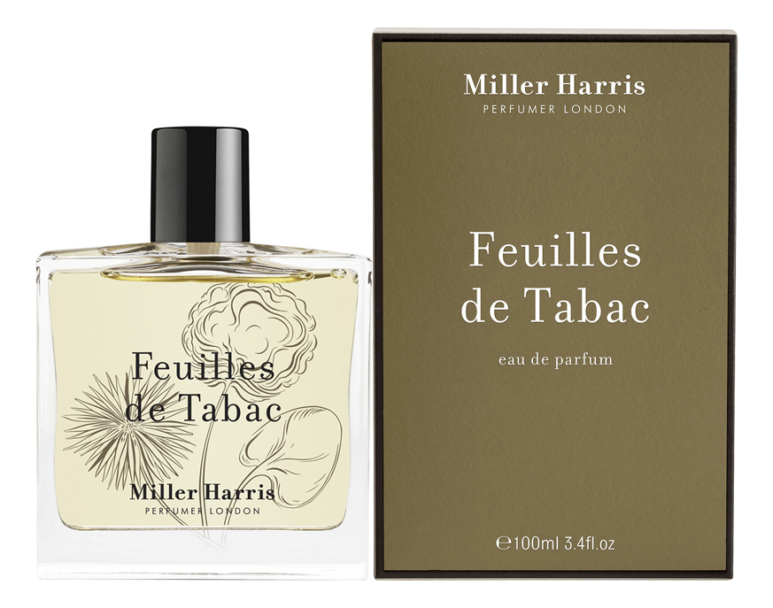 Miller Harris Feuilles De Tabac: парфюмерная вода 100мл nc ss harris harris solar energy systems design