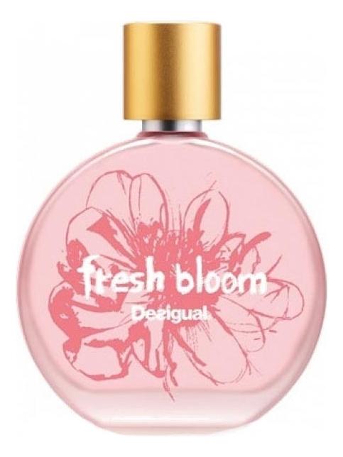 Desigual Fresh Bloom: туалетная вода 100мл тестер блуза desigual 17wwcw64 1001