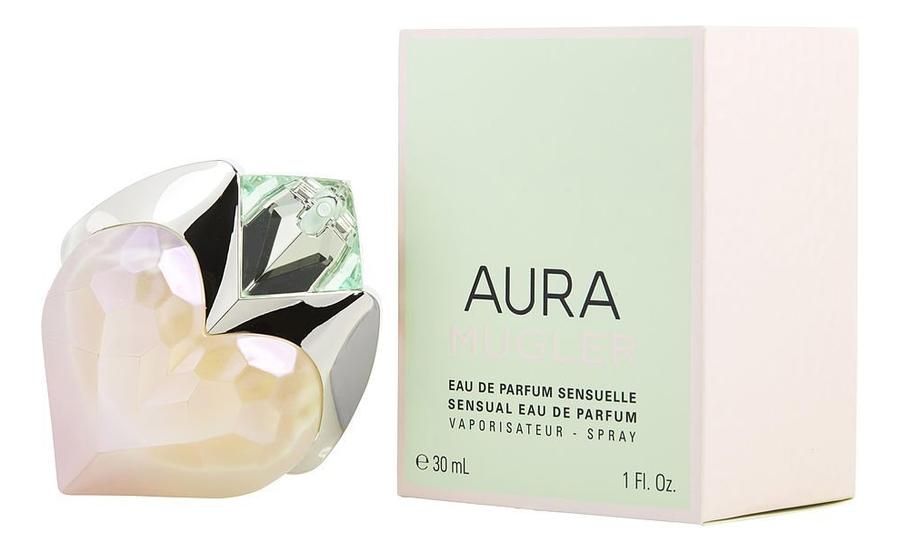 Mugler Aura Mugler Eau De Parfum Sensuelle: парфюмерная вода 30мл mugler aura eau de parfum refill