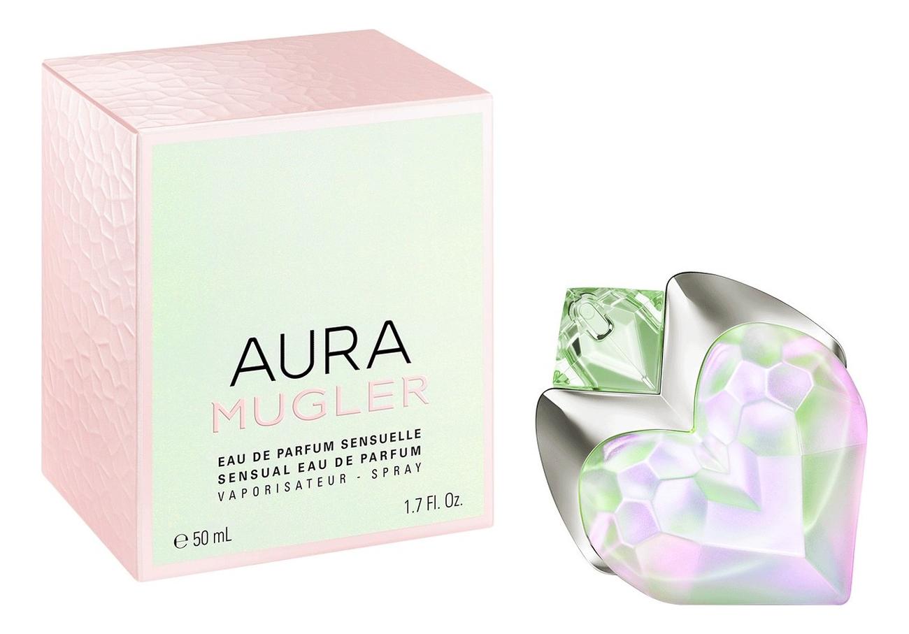 Mugler Aura Mugler Eau De Parfum Sensuelle: парфюмерная вода 50мл mugler aura eau de parfum refill