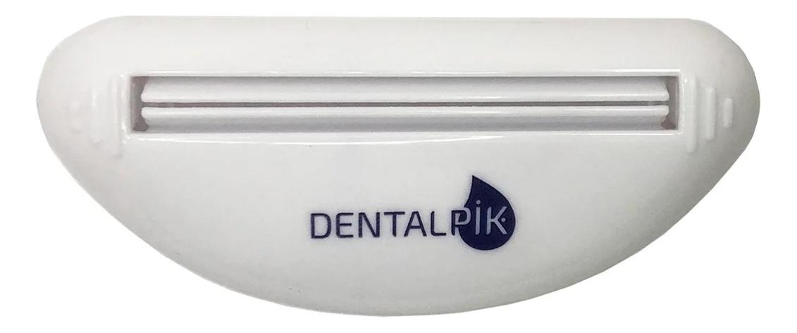 Выдавливатель зубной пасты (белый) trio стакан для зубной пасты 967487