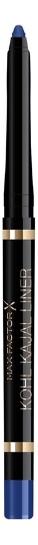 Автоматический карандаш для глаз Kohl Kajal Eyeliner Pencil: 002 Azure max factor карандаш для глаз kohl pencil оттенок 040 taupe
