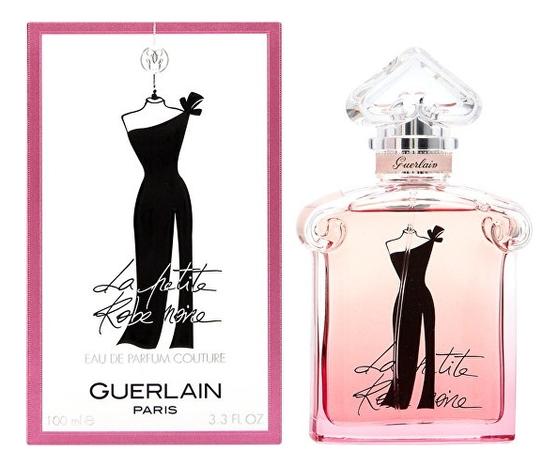 Guerlain La Petite Robe Noire Couture: парфюмерная вода 100мл guerlain la petite robe noire shower gel