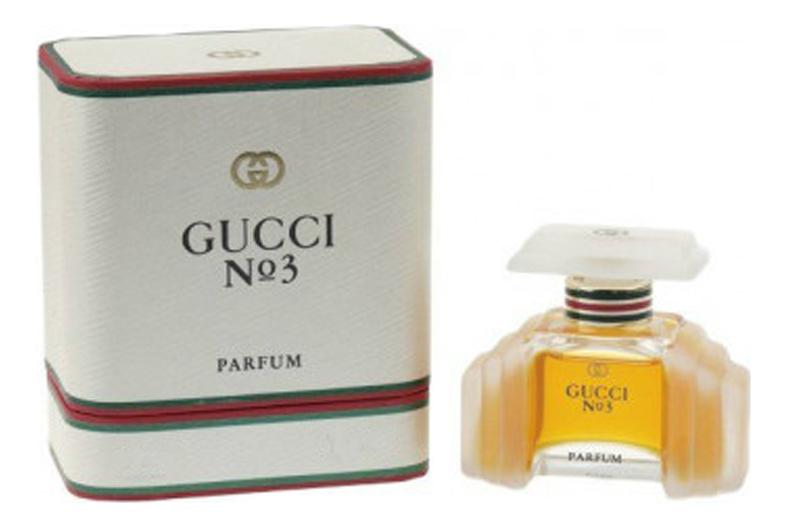 Gucci No3: духи 7,5мл духи gucci 305090ml