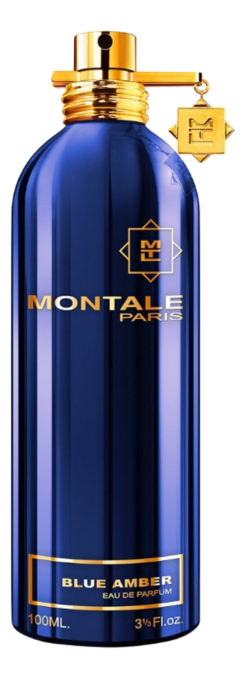 Montale Blue Amber: парфюмерная вода 100мл тестер montale aoud sense туалетные духи тестер 100 мл
