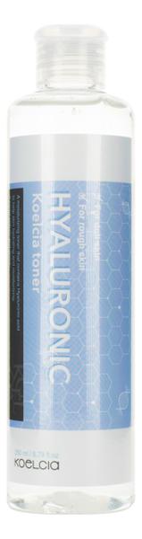Тонер для лица с гиалуроновой кислотой Hyaluronic Toner 250мл тонер для лица с гиалуроновой кислотой hyaluronic acid gel toner 15г