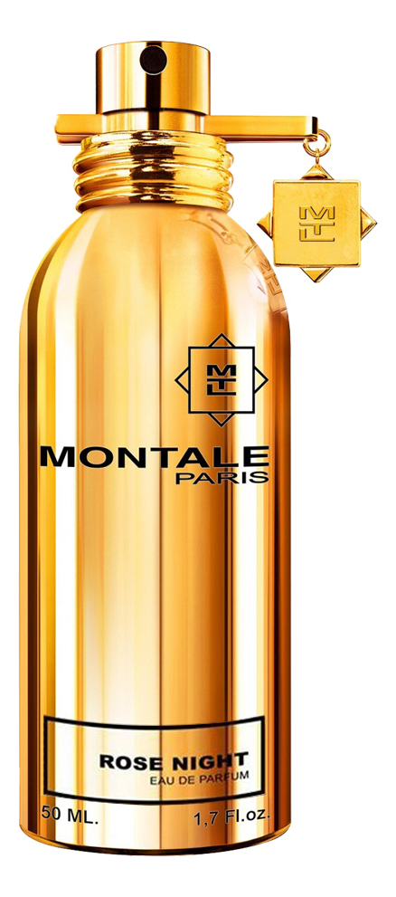 Montale Rose Night : парфюмерная вода 50мл montale rose tea