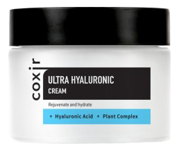 Крем для лица с гиалуроновой кислотой Ultra Hyaluronic Cream 50мл крем для лица с гиалуроновой кислотой hyaluronic acid moisture cream 50мл