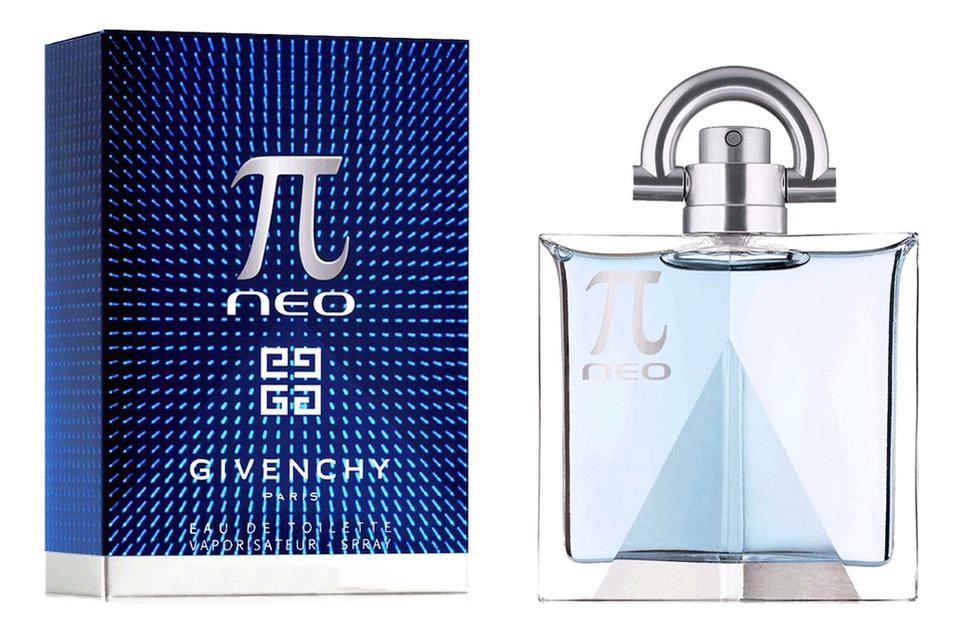 цены Givenchy Pi Neo: туалетная вода 100мл