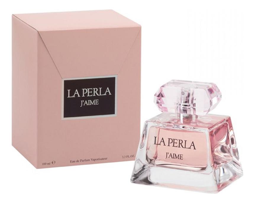 La Perla J'aime: парфюмерная вода 100мл купальник la perla