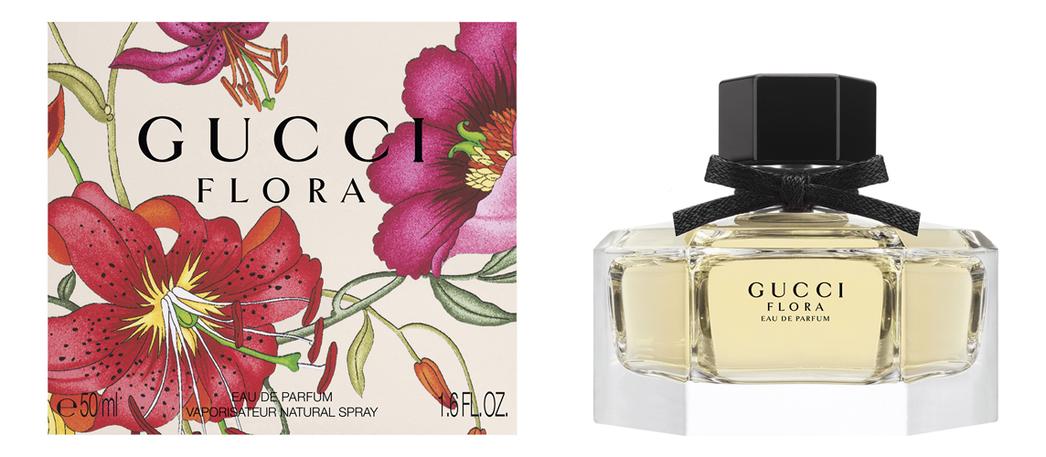 где купить Gucci Flora by Gucci Eau de Parfum: парфюмерная вода 50мл дешево