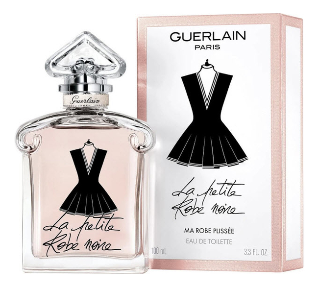 Guerlain La Petite Robe Noire Ma Robe Plissee: туалетная вода 100мл guerlain la petite robe noire shower gel