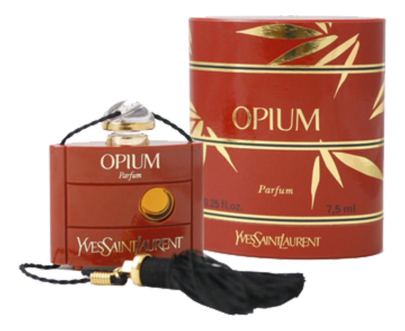 YSL Opium: духи 7,5мл yves saint laurent black opium wild edition туалетные духи 50 мл