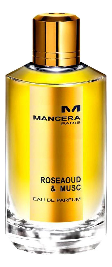 Mancera Rose Aoud & Musc: парфюмерная вода 2мл парфюмерная вода mancera mancera ma163luurm10